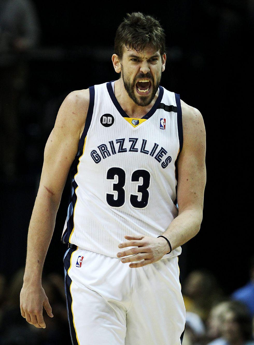 Marc resucita a los Grizzlies