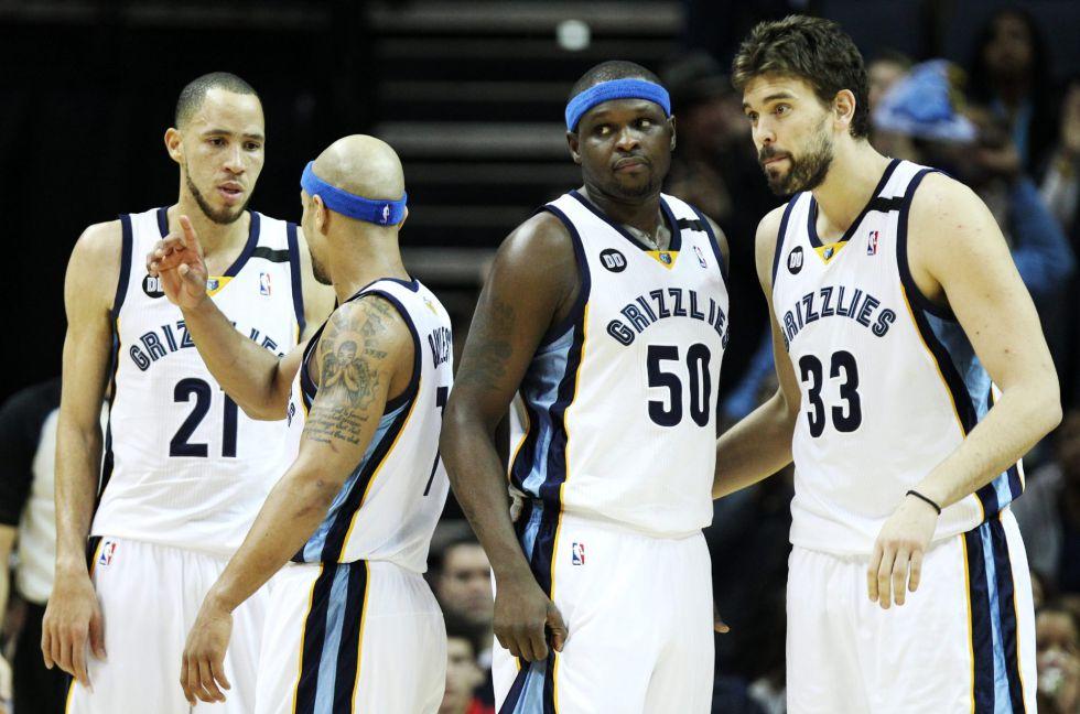 Brillan Marc, Ricky… y los Lakers reaccionan