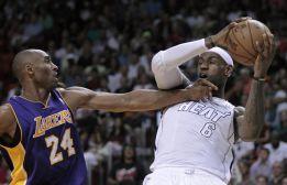 """Miami desborda a los Lakers con un LeBron """"de otro planeta"""""""