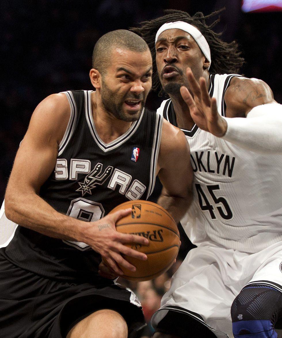 Tony Parker fue el líder de unos Spurs que vuelven a ganar