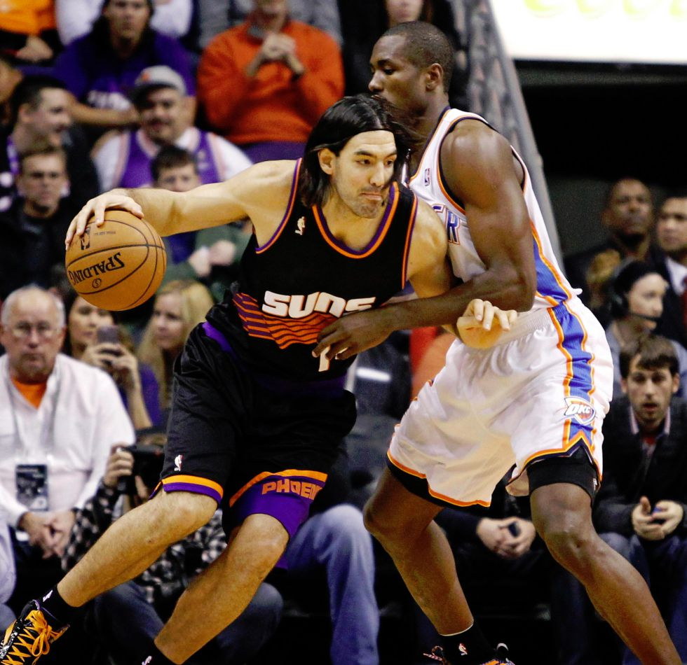 Russell Westbrook lidera el ataque de los Thunder
