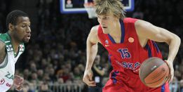Kirilenko, jugador europeo de 2012 por delante de Pau Gasol