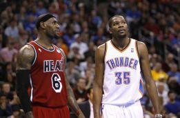 James y los Heat barrieron a los Thunder de Durant e Ibaka