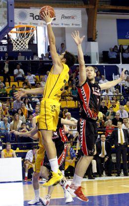 El Gran Canaria cede en su casa ante el Murcia