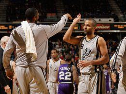 Un espectacular Parker amplía la racha triunfal de los Spurs