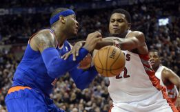 Gay sorprende a los Knicks