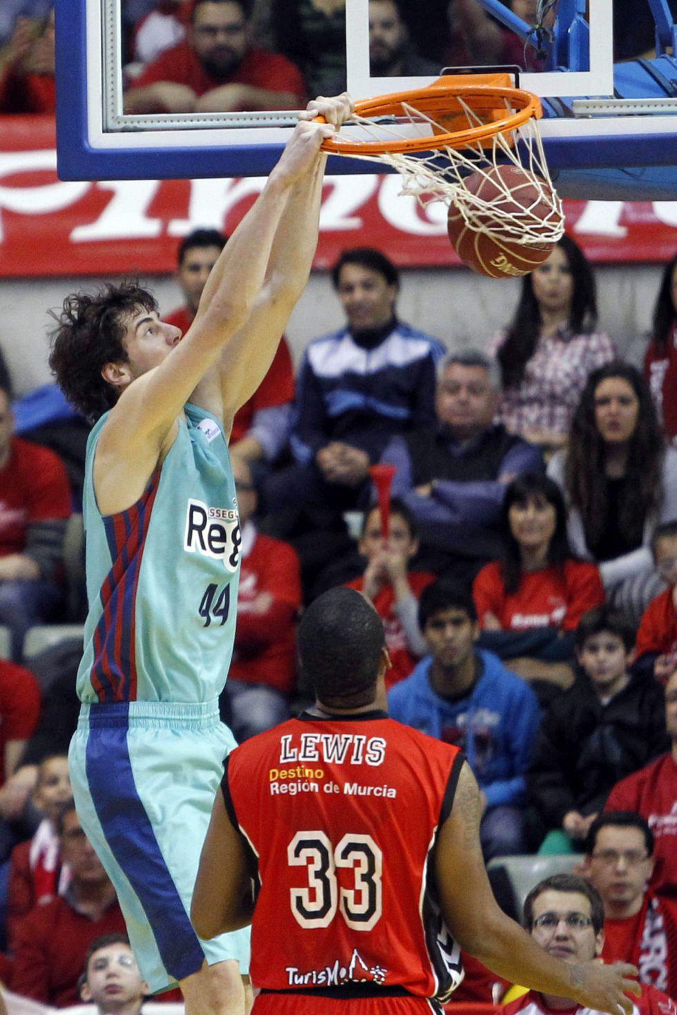 Ante Tomic, 'MVP' de febrero