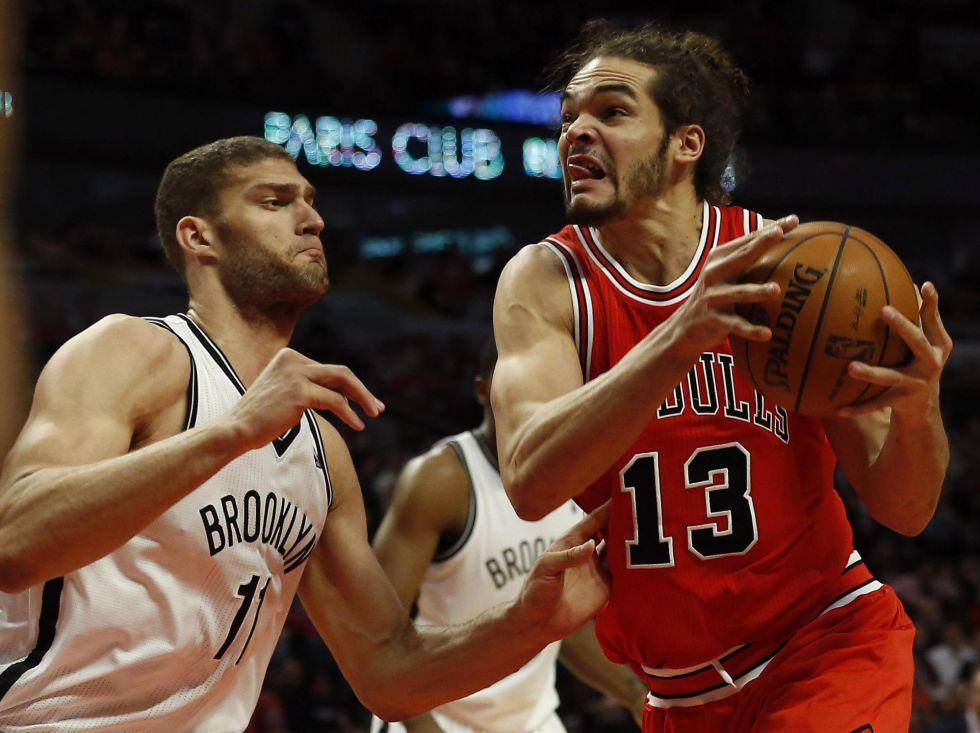 Joakim Noah y los Bulls logran su segundo triunfo consecutivo