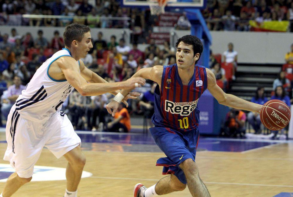 Álex Abrines tiene previsto apuntarse ya al draft de la NBA