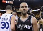 San Antonio no da lugar al suspense ante Warriors
