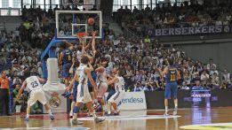 El primer partido lo vieron de media 1.213.400 espectadores