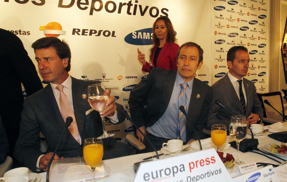 """Llorente: """"Confío en que el convenio esté listo en un mes"""""""