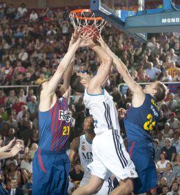 El quinto partido fue visto por 2,8 millones de espectadores