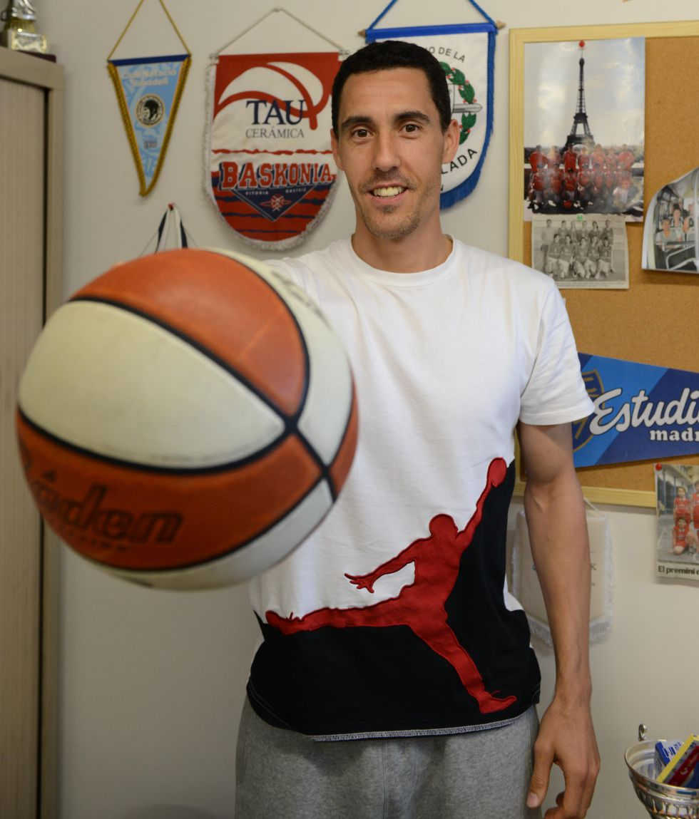 "Pablo Prigioni: ""Es comparable un año NBA a uno con Ivanovic"""