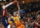 Nocioni se quejó a la ACB por su resumen del partido de cuartos