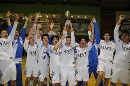 Balciunas conduce al Madrid hasta el título de la Minicopa