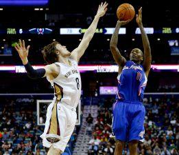 Los Pelicans de Babbitt no pueden con un gran Crawford