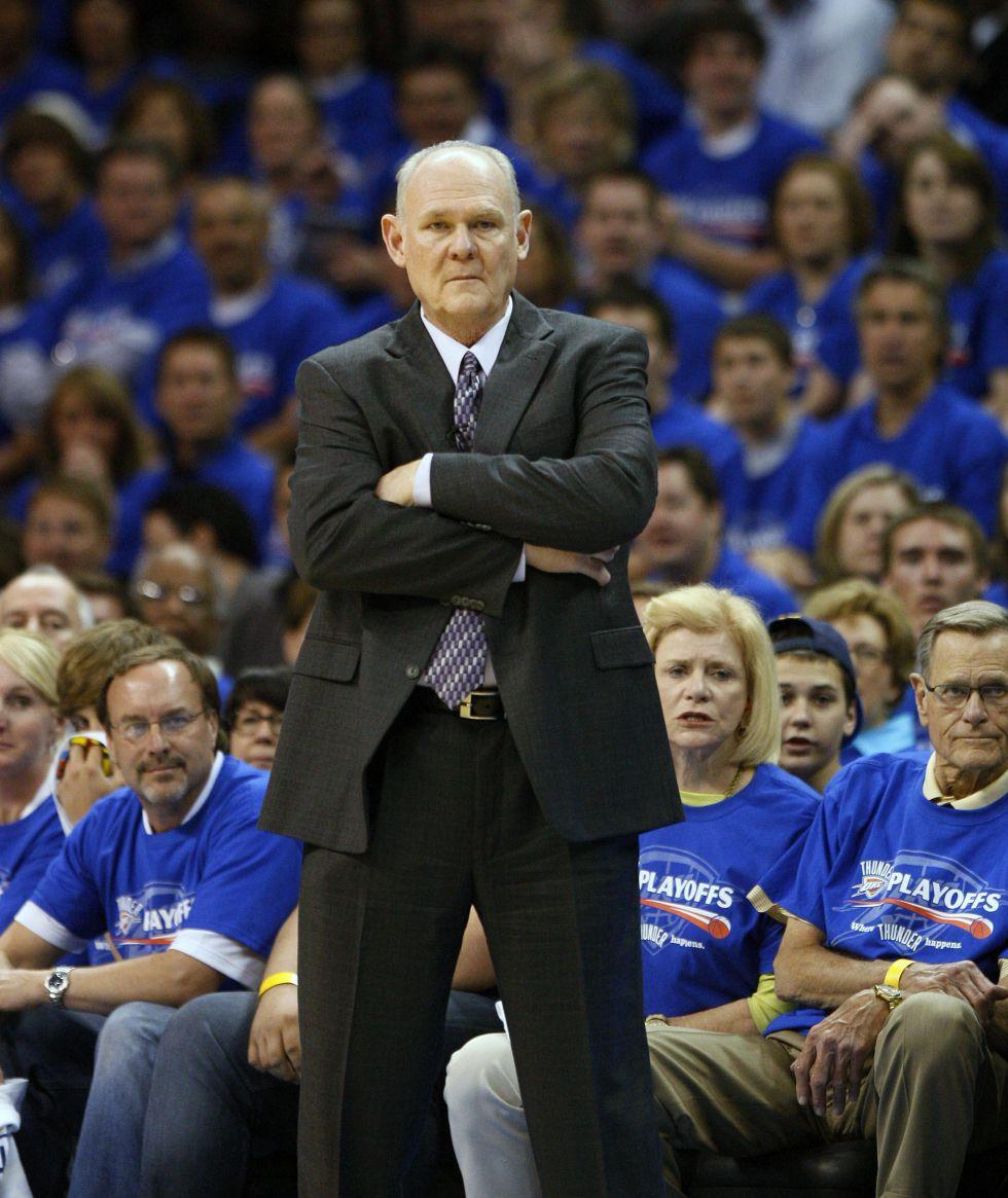 George Karl quiere un 'March Madness' también en la NBA - AS.com
