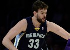 Los Grizzlies de Marc superan el susto final de los Wizards