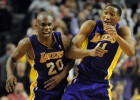 Wesley Johnson firma la campanada de los Lakers