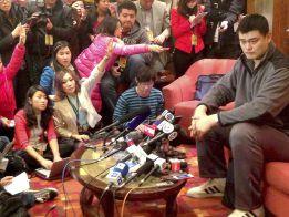 """Yao Ming: """"La ACB es la Liga más desarrollada tras la NBA"""""""