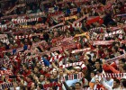 El Estrella Roja roba el récord de público al Estudiantes