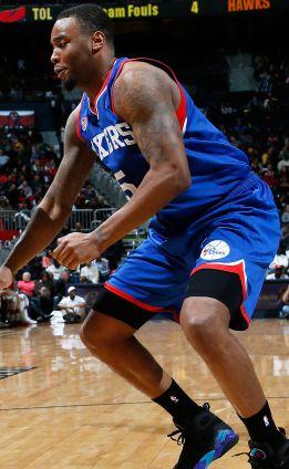 Moultrie, sancionado por violar la política antidrogas de la NBA