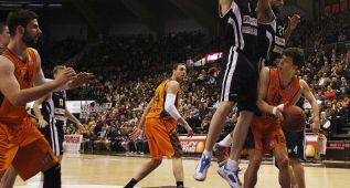 El Valencia Basket gana pero deja vivo al Nizhny Novgorod