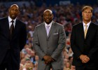 Alonzo Mourning, Marciulionis y Richmond, al Hall of Fame