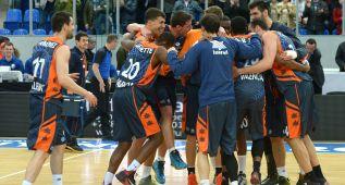 El Valencia arrolla al Nizhny y se medirá al Unics Kazán en la final