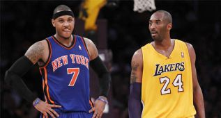 Histórico: Lakers, Celtics y Knicks, fuera de playoffs a la vez