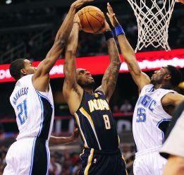 Rasual Butler y Copeland dan el triunfo a los Indiana Pacers