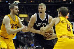 Los Nets pierden y acaban sextos: su rival, los Raptors
