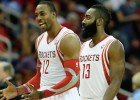 James Harden y Dwight Howard quieren ser Drexler y Olajuwon