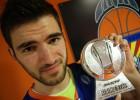 Bojan Dubljevic repite como mejor joven de la Eurocopa