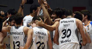 El Madrid disputará su sexta Final Four, la tercera en cuatro años
