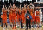El Valencia, a la Euroliga si gana la Eurocopa o es finalista ACB