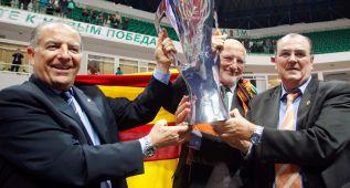 """Juan Roig: """"Tan fácil como ha sido no me lo imaginaba"""""""