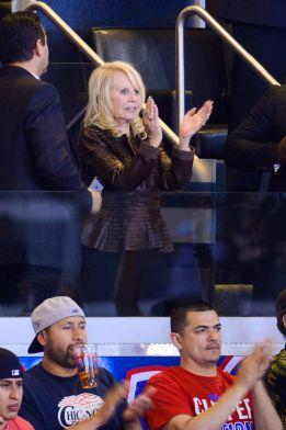 La mujer de Donald Sterling no quiere irse de los Clippers