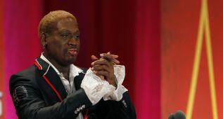 El 'Gusano' Rodman, un tipo que dejó su sello en las canchas y fuera de ellas