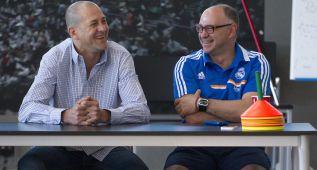 """Herreros: """"Laso tiene contrato con el Madrid, no veo debate"""""""