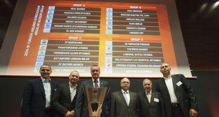 Baskonia - Klaipeda, primer partido de la Euroliga 2014-2015