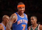 "Carmelo: ""Al final estaba entre Chicago y Nueva York"""