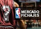Consulta todos los movimientos del mercado en la NBA