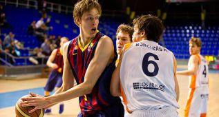 El Barça cede por dos años a Nick Spires al Fuenlabrada