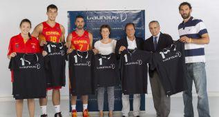 Las Selecciones absolutas, embajadoras de Laureus España