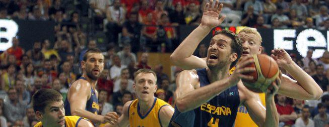 El arsenal interior borra las dudas de España ante Ucrania