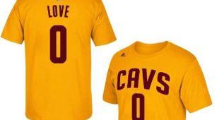Kevin Love lucirá el dorsal '0' en los Cleveland Cavaliers