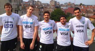 Campazzo lidera la nueva generación de Argentina