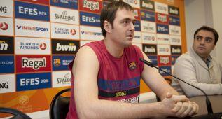 Erazem Lorbek pone fin a su etapa en el Barcelona